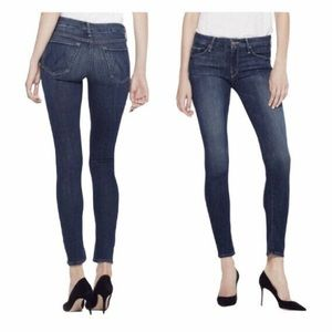 MOTHER The Looker Jeans in Joyride